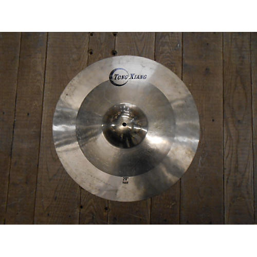 In Store Used Used Tong Xiang 20in Ride Cymbal