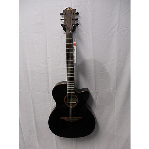 In Store Used Used Tramontane 100ASCE-BLK Black Acoustic Electric Guitar