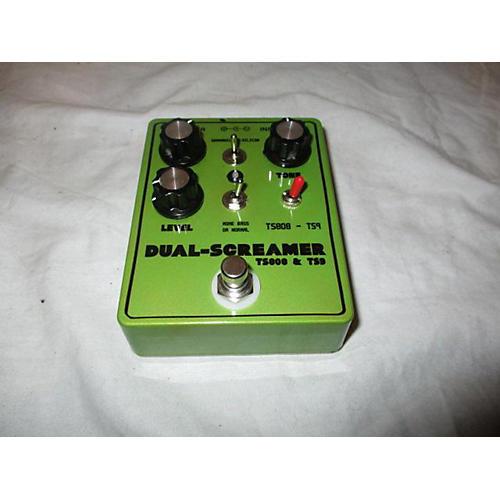 In Store Used Used Tsl Studio Equipment Dual-screamer Effect Pedal
