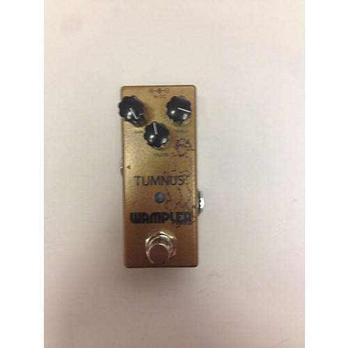 In Store Used Used Tumnus Wampler Effect Pedal
