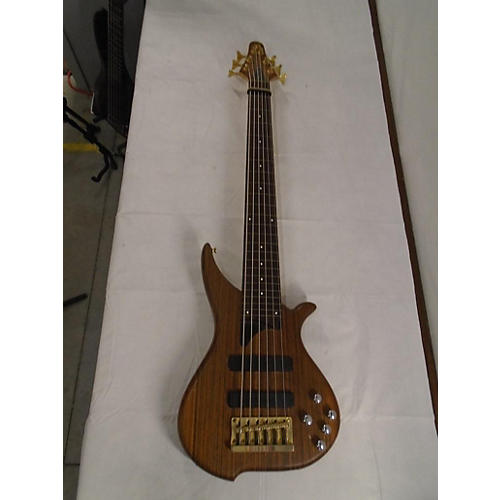 Used Tune 6sf Worn Natural Electric Bass Guitar Guitar Center