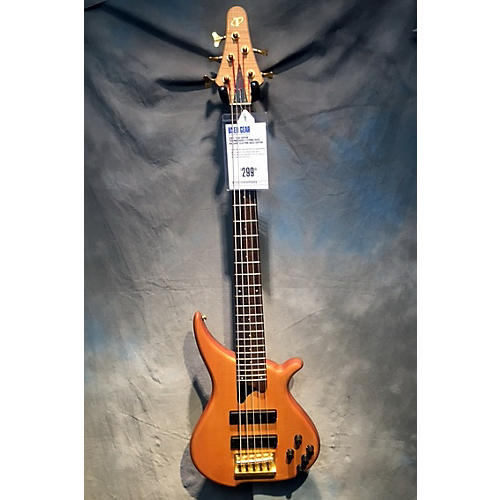 Used Tune Guitar Technologies 5 String Bass Natural Electric Bass