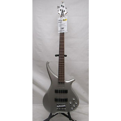 used tune twx4 silver electric bass guitar silver guitar center. Black Bedroom Furniture Sets. Home Design Ideas