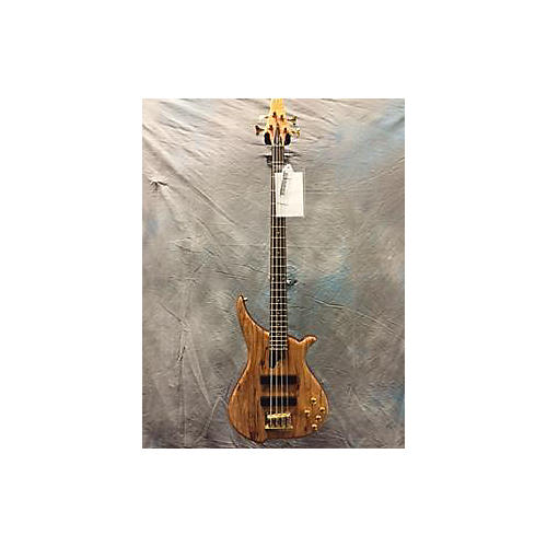 used tune twb43 spalted maple electric bass guitar guitar center. Black Bedroom Furniture Sets. Home Design Ideas