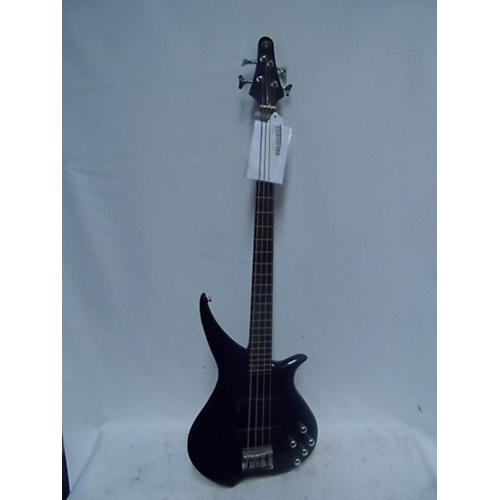 In Store Used Used Tune Zi742 Supernova Black Electric Bass Guitar