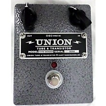 Used Union Tube And Transistor Sone Bender Effect Pedal