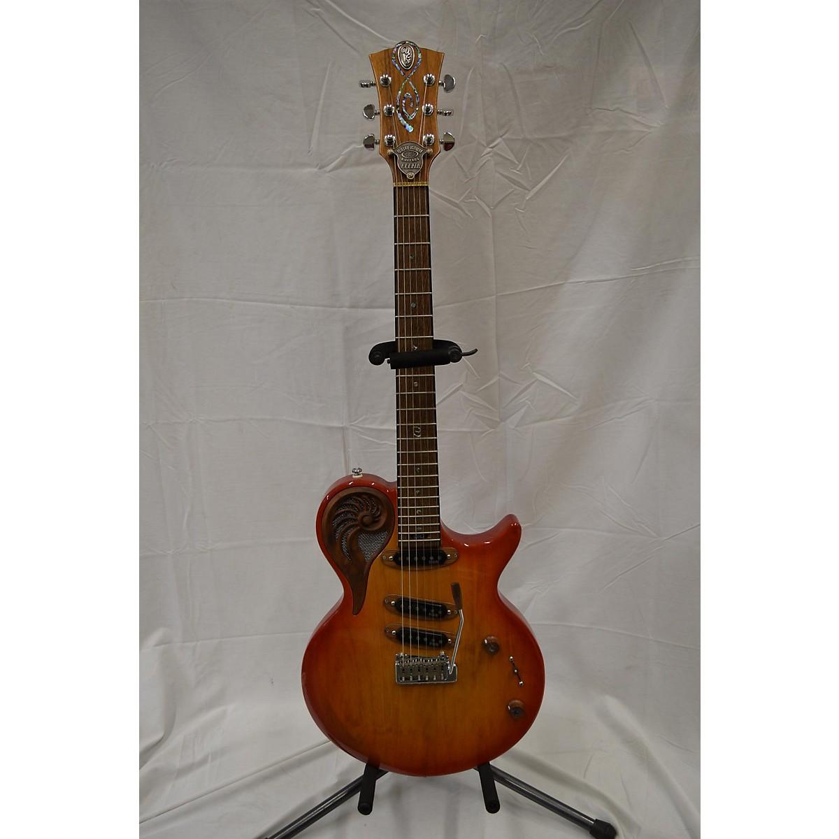 In Store Used Used Universum Elena Delta 2 Color Sunburst Solid Body Electric Guitar