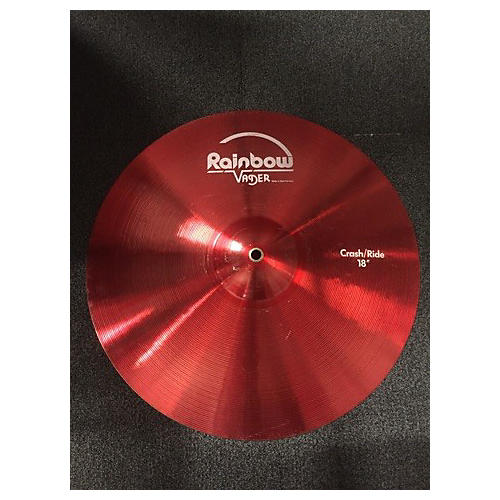 In Store Used Used VADER 18in RAINBOW Cymbal