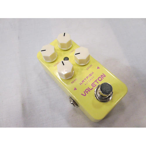 In Store Used Used VALETON KATFISH Effect Pedal