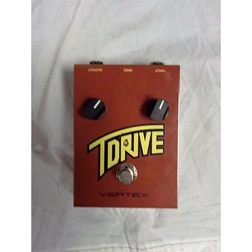 In Store Used Used VERTEX TDRIVE Effect Pedal