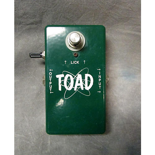 In Store Used Used VINTAGE TECHNOLOGY TOAD FUZZ Effect Pedal