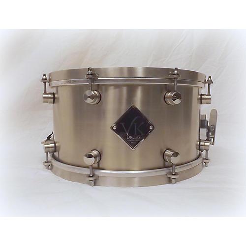 In Store Used Used Van Kleef 7X13 Aluminum Drum Silver