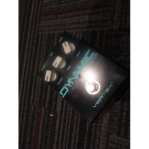 In Store Used Used Verrtex Dynamic Distortion Effect Pedal