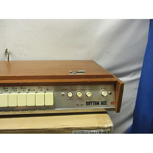 In Store Used Used Vintage Ace Tone Rhythm Ace Drum Machine