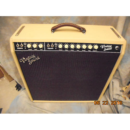 In Store Used Used Vintage Sound 2007 Vintage 40 Tube Guitar Combo Amp