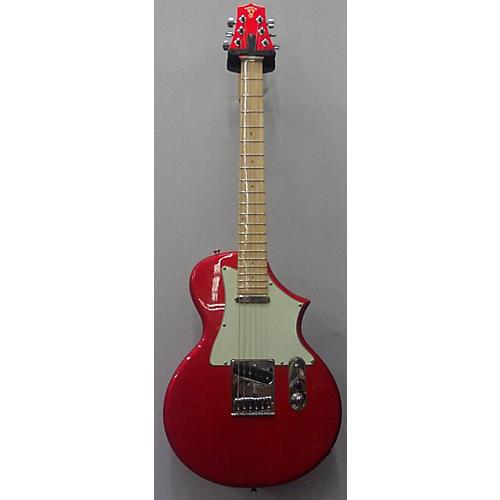 In Store Used Used Voyager Tel Air Red Solid Body Electric Guitar