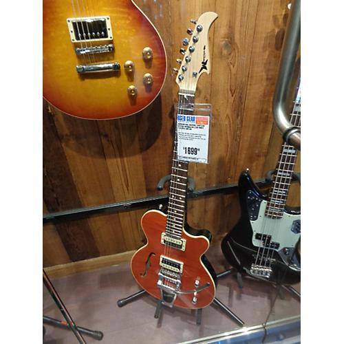 In Store Used Used WAYNE CHARVEL Gretsch Orange Orange Hollow Body Electric Guitar