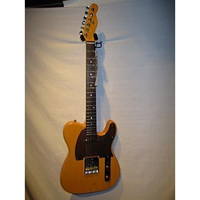 used wd parts single cut blonde solid body electric guitar blonde guitar center. Black Bedroom Furniture Sets. Home Design Ideas