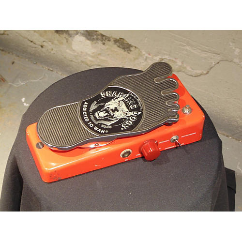 In Store Used Used WHINE-O 2000 ADDICTED TO WAH Effect Pedal
