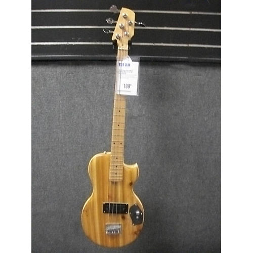 In Store Used Used WISH BASS SINGLE CUT Natural Electric Bass Guitar