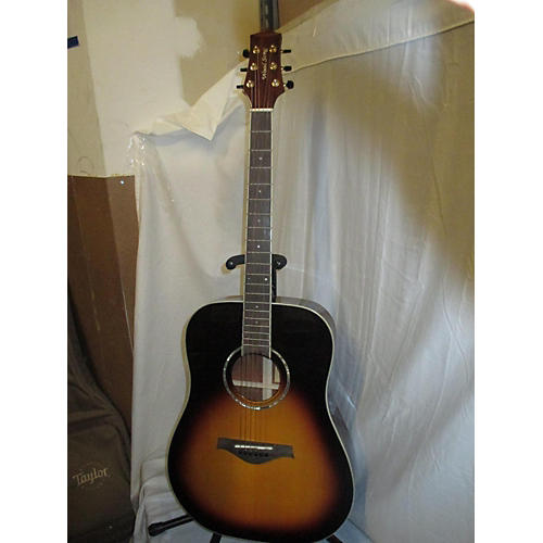 In Store Used Used WOOD SONG DTSB 2 Color Sunburst Acoustic Guitar