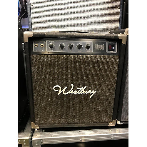 In Store Used Used Westbury 1005m Guitar Combo Amp