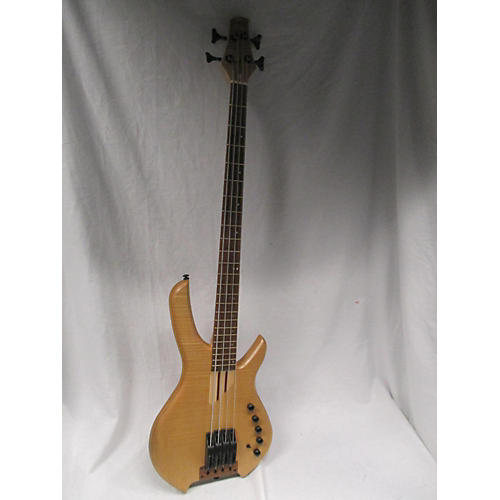 In Store Used Used Wilcox American VL Natural Electric Bass Guitar