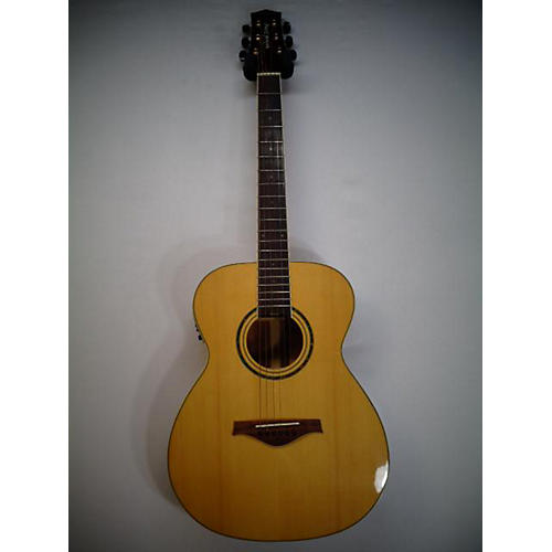 In Store Used Used Woodsong Ome-Na Natural Acoustic Guitar