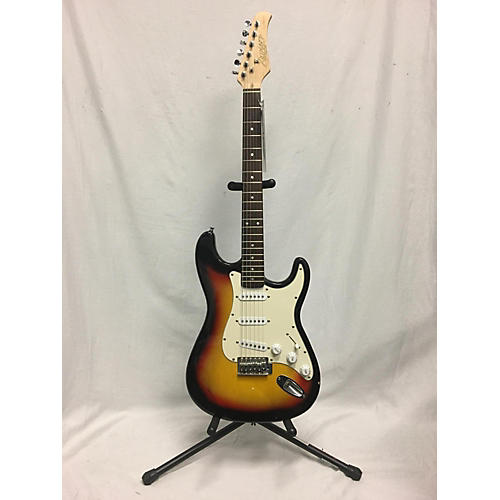 In Store Used Used XAVIERER S STYLE 3 Color Sunburst Solid Body Electric Guitar