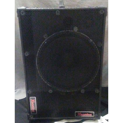 In Store Used Used Xsonics 2010s 2155 CF Bass Cabinet
