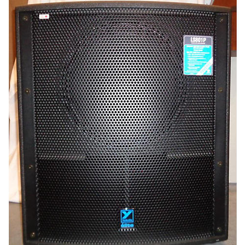 In Store Used Used YORKLITE ELITE LS801P Powered Subwoofer