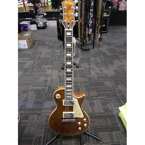used zarley wide neck natural solid body electric guitar guitar center. Black Bedroom Furniture Sets. Home Design Ideas