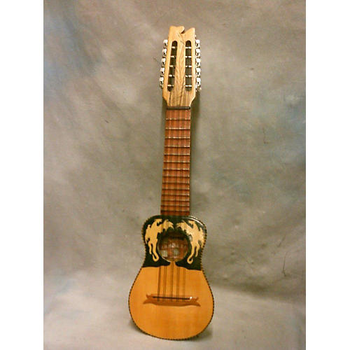In Store Used Used Zambrano Charango Natural Mandolin