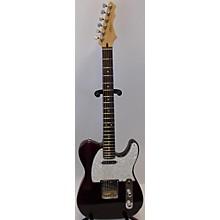 Used Zane Pro Tele Crimson Red Trans Solid Body Electric Guitar