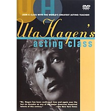 Applause Books Uta Hagen's Acting Class (Two DVDs) Applause Acting Series Series DVD Written by Uta Hagen