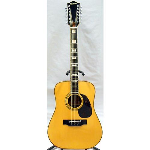Used Ventura V 697 12 String Acoustic Guitar Guitar Center