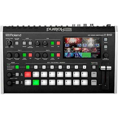 Roland V-8HD 8-Channel HD Video Switcher