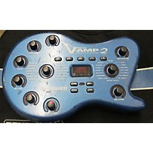 Behringer V-Amp 2 Guitar Effect Processor