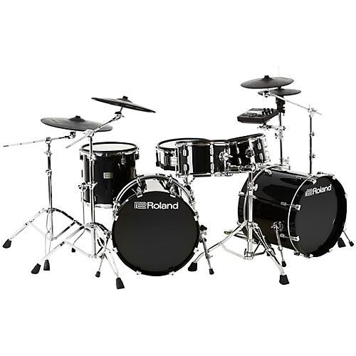 Roland V-Drums Acoustic Design VAD506 Electronic Double Bass Drum Kit