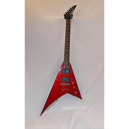 Jackson V Solid Body Electric Guitar