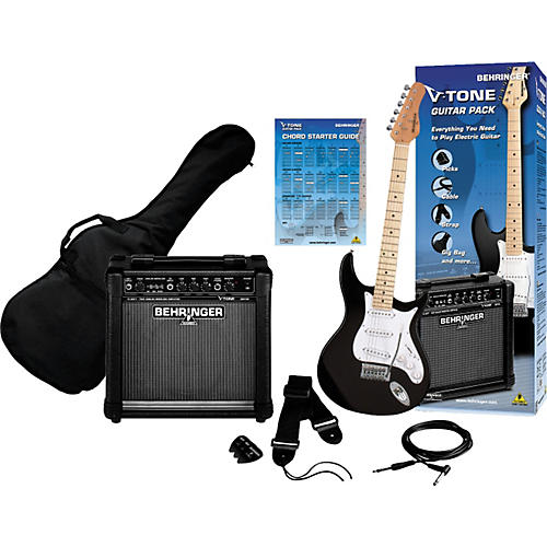 Behringer V-Tone II Electric Guitar Pack