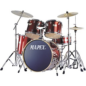 mapex v series 5 piece standard drum set guitar center. Black Bedroom Furniture Sets. Home Design Ideas