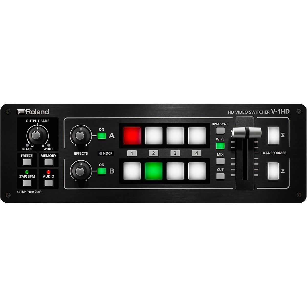 Roland V1-HD HD Video Switcher