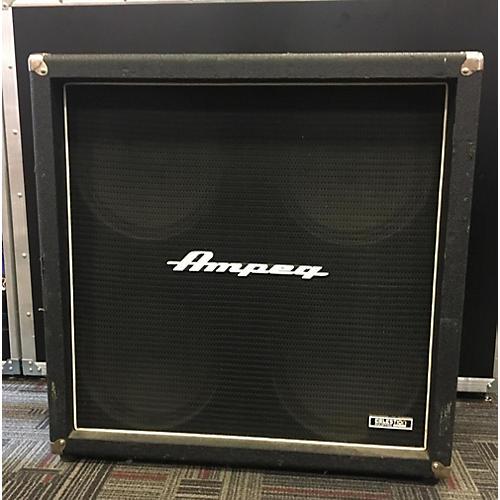 Ampeg V12BL Guitar Cabinet