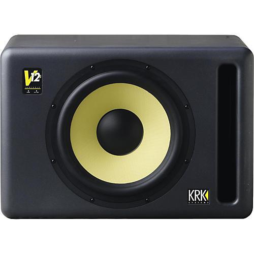 KRK V12SII V Series 2 Powered Subwoofer