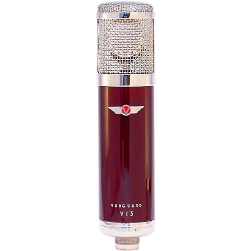 Vanguard Audio Labs V13 Large-Diaphragm Multi-Pattern Tube Condenser Microphone