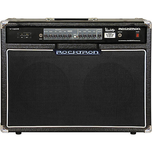 rocktron v160r vendetta 160w 2x12 guitar combo amp guitar center. Black Bedroom Furniture Sets. Home Design Ideas