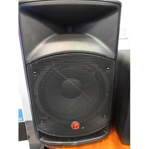 used harbinger v2112 powered speaker guitar center