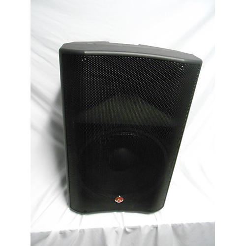used harbinger v2215 powered speaker guitar center. Black Bedroom Furniture Sets. Home Design Ideas