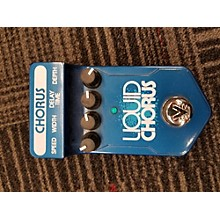 Visual Sound V2LC Liquid Chorus Effect Pedal